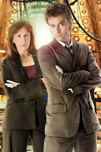 Poster Doctor Who 4° Temporada