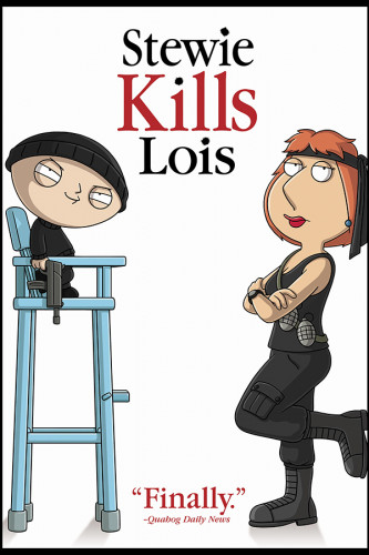 Poster Family Guy Parodia Smiths
