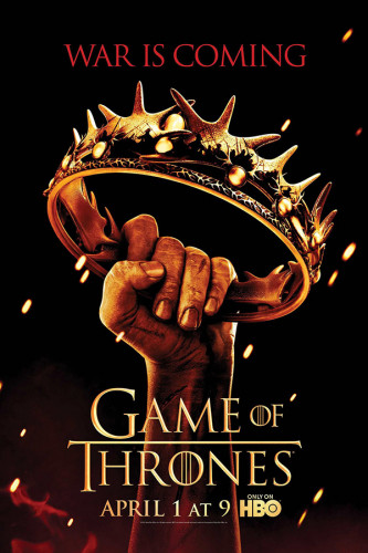 Poster Game Of Thrones 2° Temporada