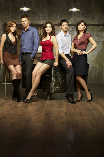 Poster One Tree Hill 5° Temporada