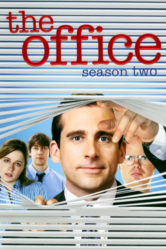 Poster The Office 1° Temporada