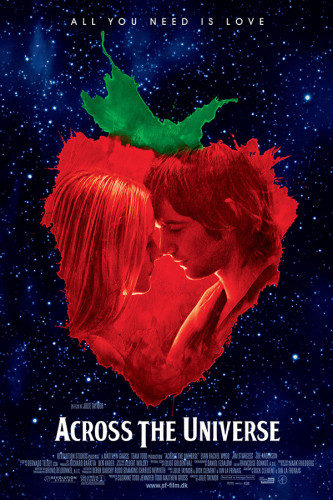 Poster Across The Universe - Beatles