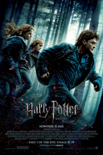 Poster Harry Potter 7 e as Reliquias da Morte Parte 1-Harry
