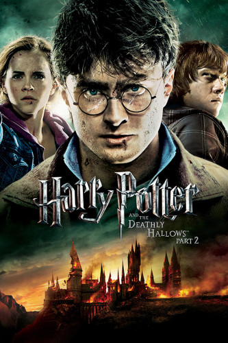 Poster Harry Potter 8 e as Reliquias da Morte Parte 2