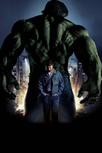 Poster O Incrivel Hulk