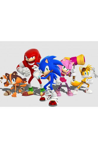 Poster Sonic