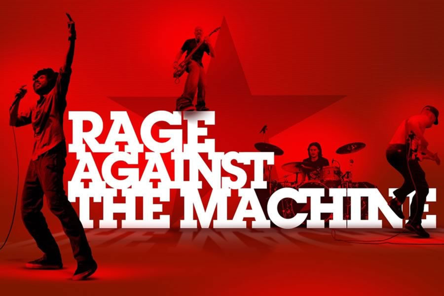 rage against the machine posters