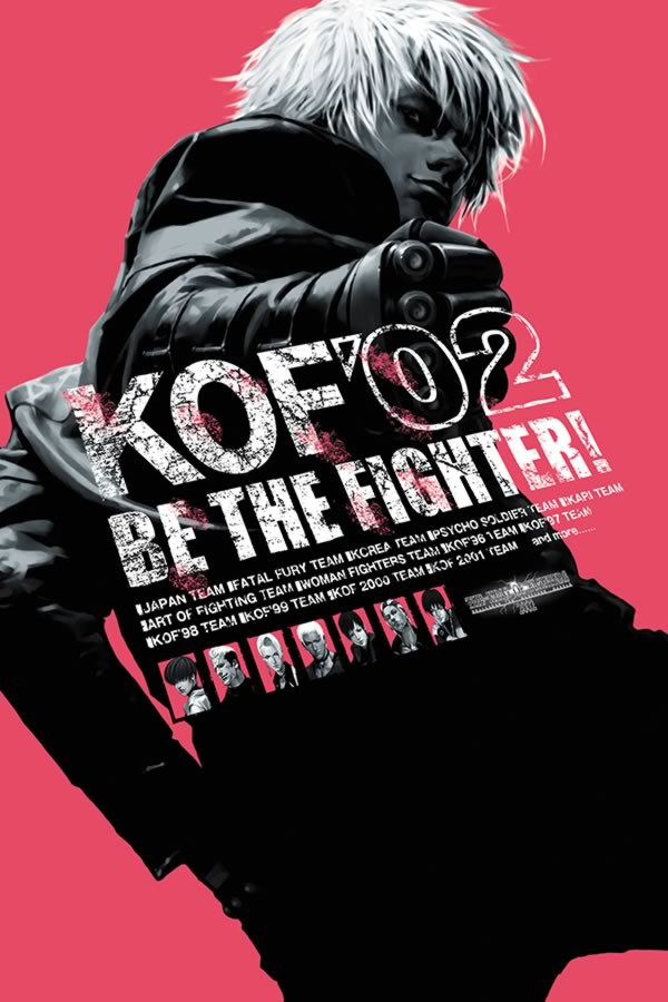 Poster The King of Fighters - Games