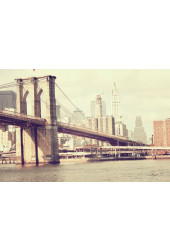 Poster Ponte - Bridge - nova Iorque - New York  - Paisagens