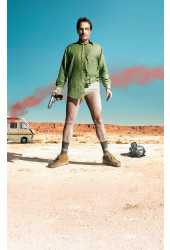 Poster Breaking Bad 1ª Temporada - Séries