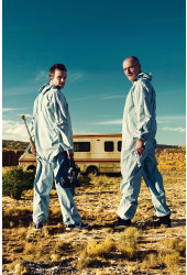 Poster Breaking Bad 2ª Temporada - Séries
