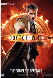 Poster Doctor Who - Especial 2009 - Séries