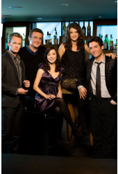 Poster How I Met Your Mother - HIMYM - 4ª Temporada - Séries