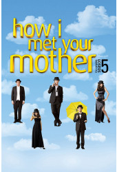 Poster How I Met Your Mother - HIMYM - 5ª Temporada - Séries