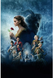 Poster Bela E A Fera - Beauty And The Beast - Filmes