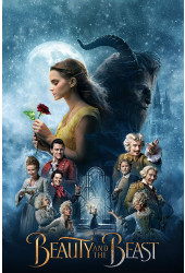 Poster Bela E A Fera - Beauty And The Beast
