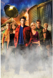 Poster Smallville 8ª Temporada - Séries