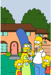 Poster Simpsons