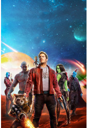 Poster Guardiões da Galáxia Vol. 2 - Guardians of the Galaxy - Filmes