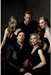 Poster True Blood 4ª Temporada - Séries