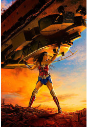 Poster Mulher Maravilha - Wonder Woman - Filmes