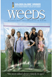Poster Weeds 1ª Temporada - Séries