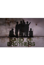 Poster Band Of Brothers - Séries