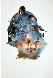 Poster Rogue One: A Star Wars History - Filmes