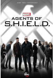 Poster Marvel's Agents Of Shield - Séries