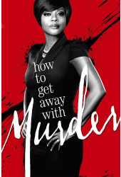 Poster How To Get Away With Murder - HTGAWM - Séries