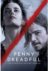 Poster Penny Dreadful Season Two Dvd Cover - Séries