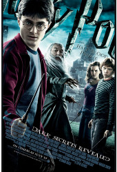 Poster Harry Potter 6 e O Enigma do Principe - Filmes