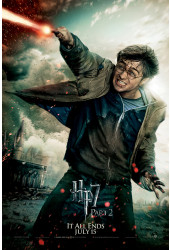 Poster Harry Potter 8 e as Reliquias da Morte Parte 2 - Filmes