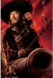 Poster Piratas do Caribe - No Fim do Mundo - Filmes