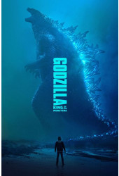 Poster Godzilla - King Of The Monsters - Filmes