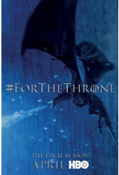 Poster Game Of Thrones - GOT - Séries