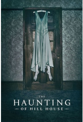 Poster Haunting Of Hill House - Terror - Séries