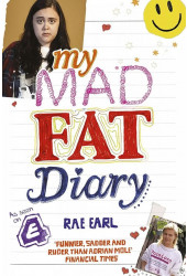 Poster My Mad Fat Diary - Séries