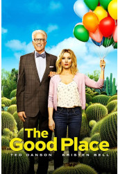 Poster The Good Place - O Bom Lugar - Séries