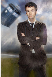 Poster Doctor Who - Séries