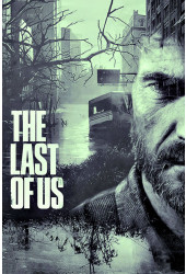 Poster The Last Of Us - TLOU - Games