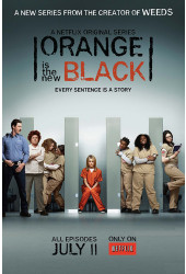 Poster Orange Is The New Black - OITNB - Séries