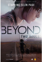 Poster Beyond Two Souls - B2S - Games