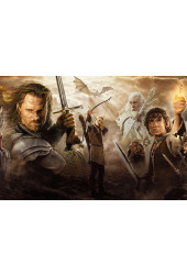 Poster O Senhor dos Anéis - The Lord of the Rings - Filmes