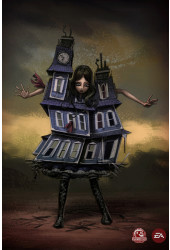 Poster American Mcgee Alice Adness Returns - Games