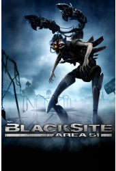 Poster Blacksite Area 51 - Games