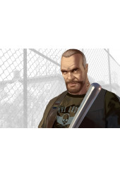 Poster GTA - Grand Theft Auto IV - Lost And Damned - Games