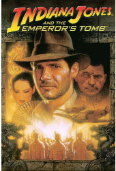 Poster Indiana Jones and the Emperor's Tomb - Games