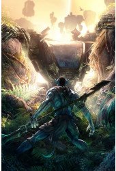Poster James Cameron's Avatar The Video Game - Games