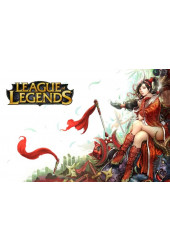 Poster League Of Legends Lol Akali - Games